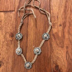 Vintage choker/ bracelet